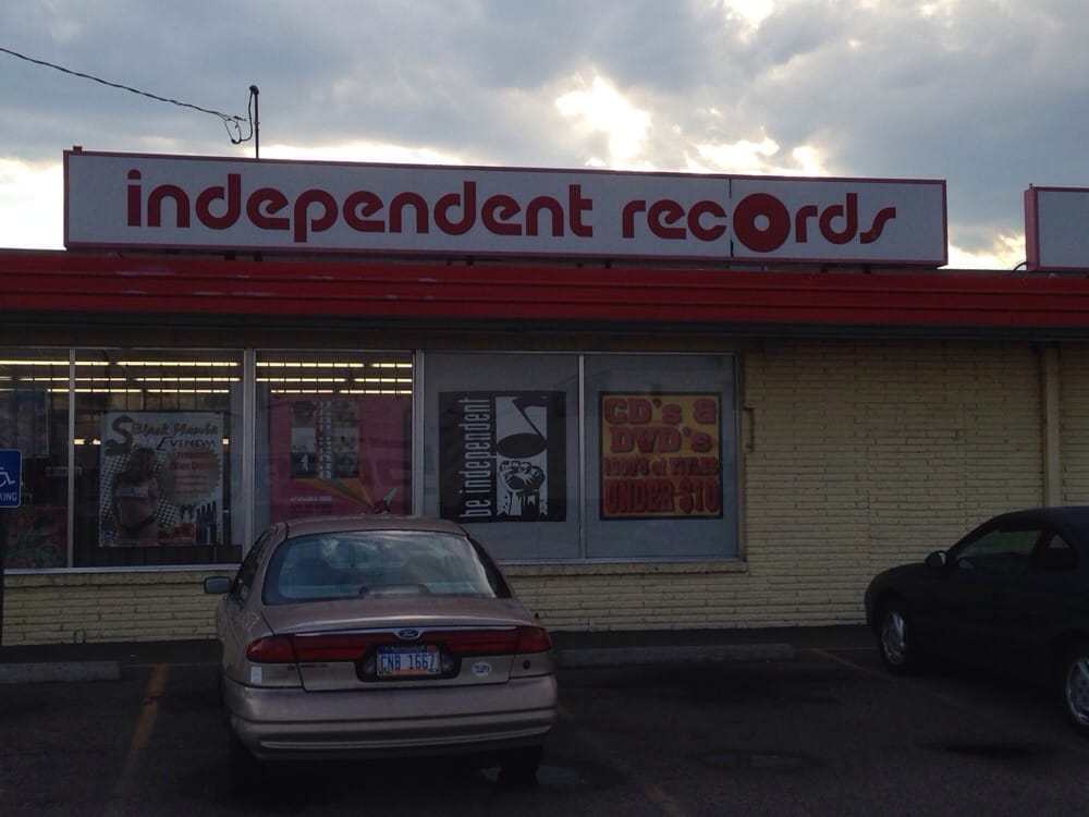 Independent Records Main