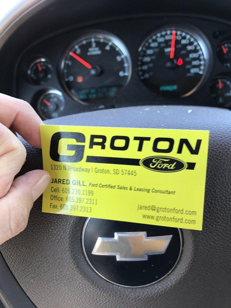 Groton Ford: 1320 N Broadway, Groton, SD
