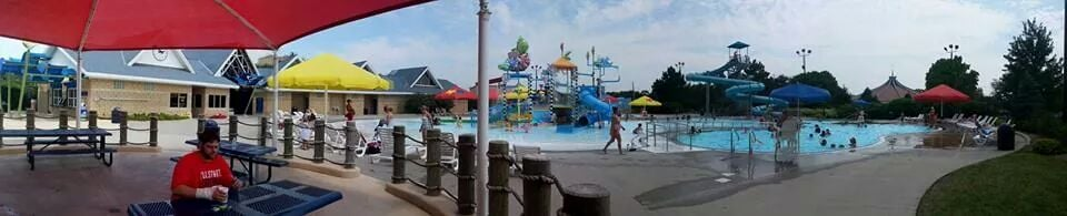 Splash Cove - Jim Allen Aquatic Center