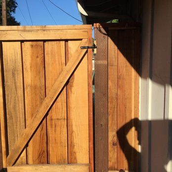 Photo Of A J Fencing Concord Ca United States
