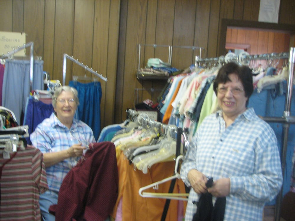 Mission Thrift Store: 5028 N Parvin Rd, Kansas City, MO