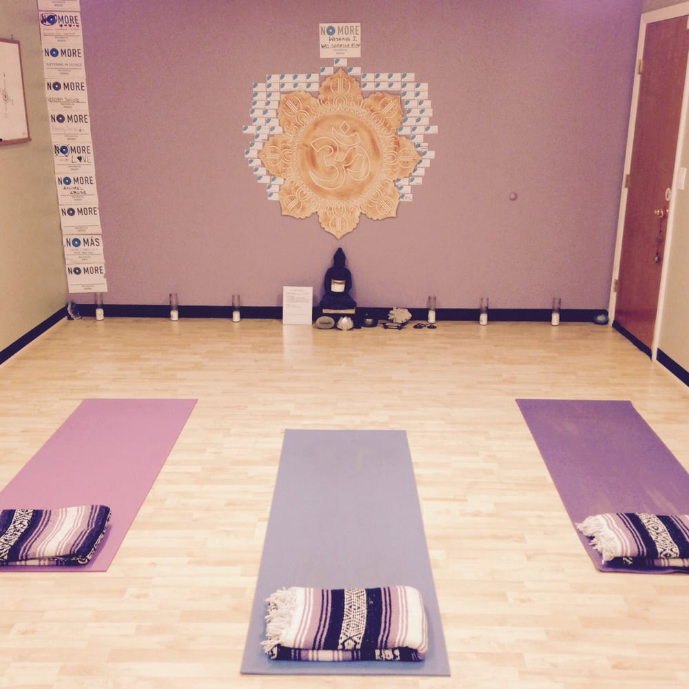 Always-At-Aum Yoga School: 11 Broadway, Amityville, NY