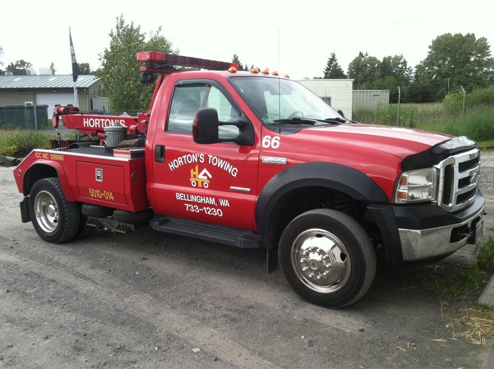 Horton's Towing: 4056 Bakerview Valley Rd, Bellingham, WA