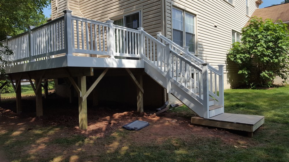 Virginia Deck Repair: 525-K East Market St, Leesburg, VA