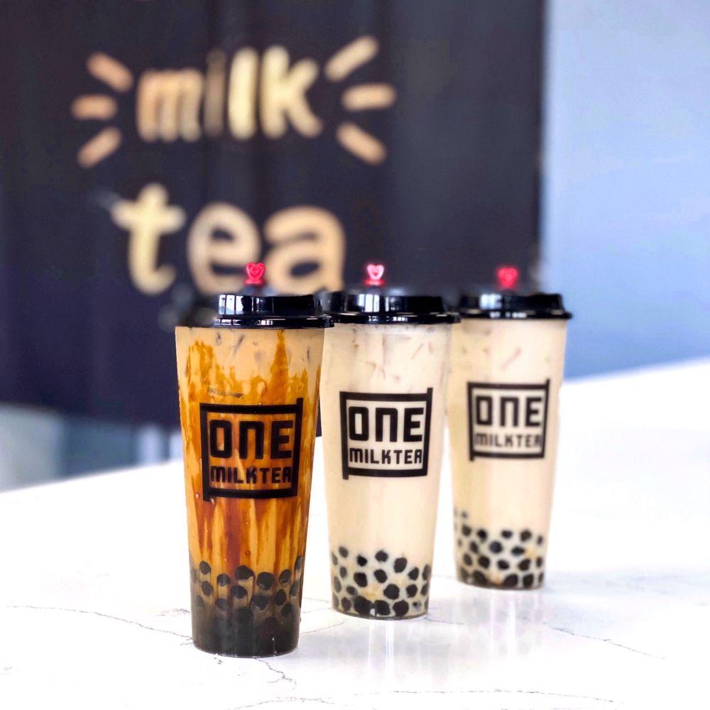 One Milk Tea