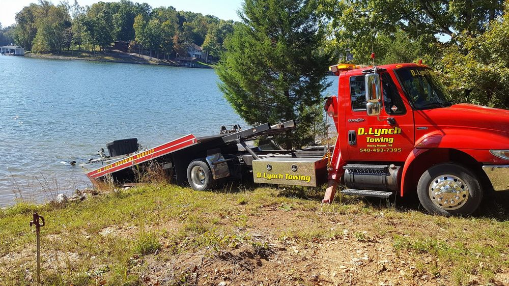D Lynch Towing: 611 Briarcliff Ln, Rocky Mount, VA