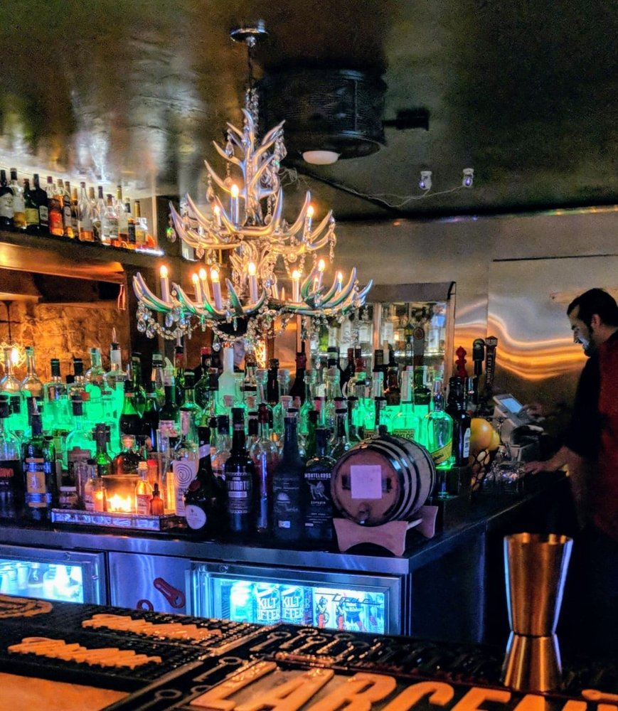 The Point Bar & Lounge: 114 N Montezuma St, Prescott, AZ