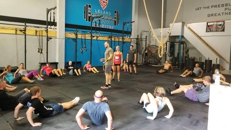 CrossFit Reignited: 161 Poole Rd, Leland, NC