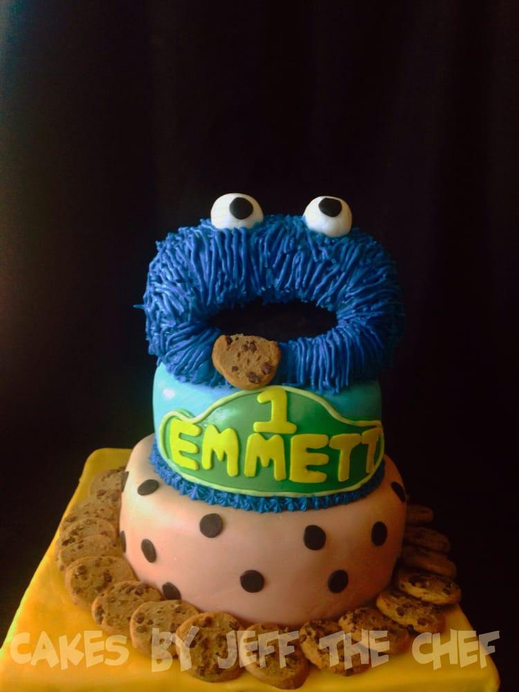 Custom Snoopy Cake Made By Chef Jeff Sydney Was A Very Happy