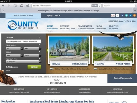 Unity Home Group