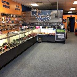 The Planet Vape - CLOSED - Vape Shops - 2487 Ashley River Rd, West