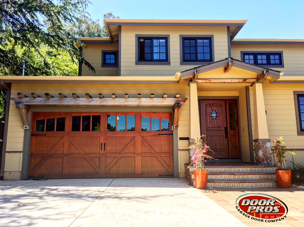Door pros garage door 86 foto e 217 recensioni servizi for 2 piedi quadrati per garage