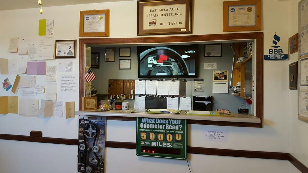 East Mesa Auto Repair Center