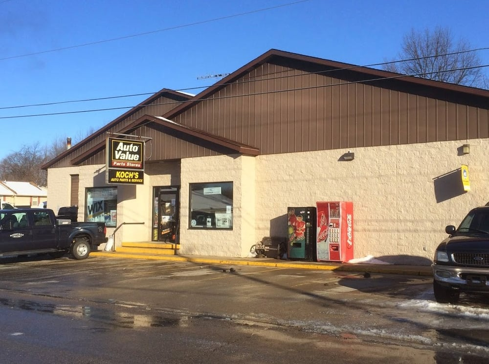 Koch Auto Parts & Service: 286 Central Ave, Batesville, IN