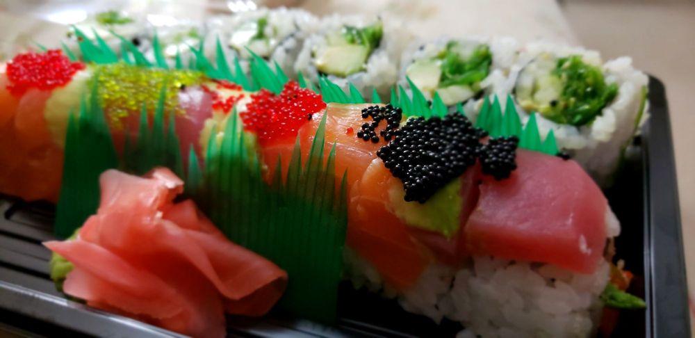 Open Sushi