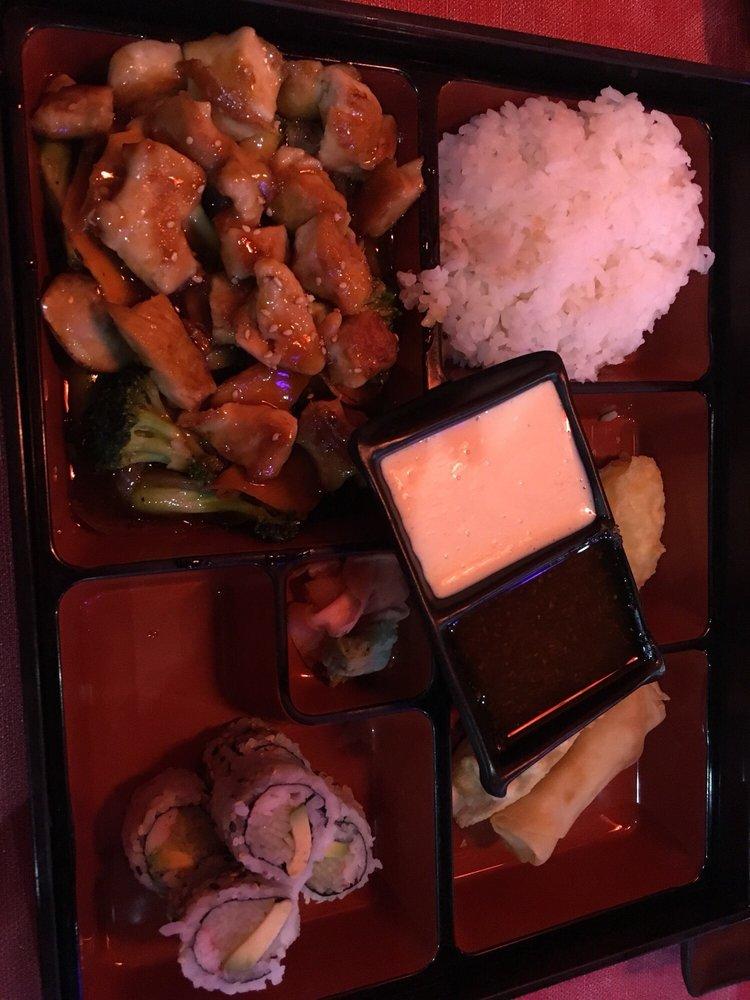 Osaka Sushi Steakhouse: 1903 Park Ave, Muscatine, IA