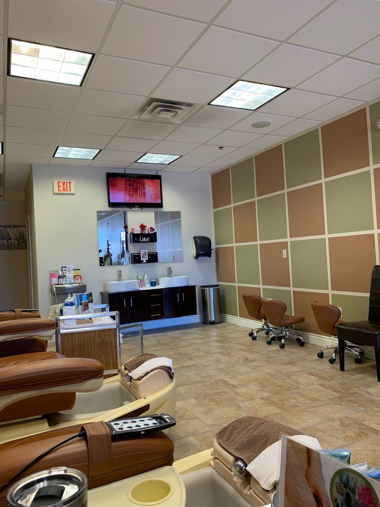 All About Nails: 1090 South Main St, Chelsea, MI