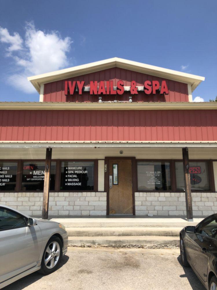 Ivy Nails & Spa: 719 US 183, Liberty Hill, TX