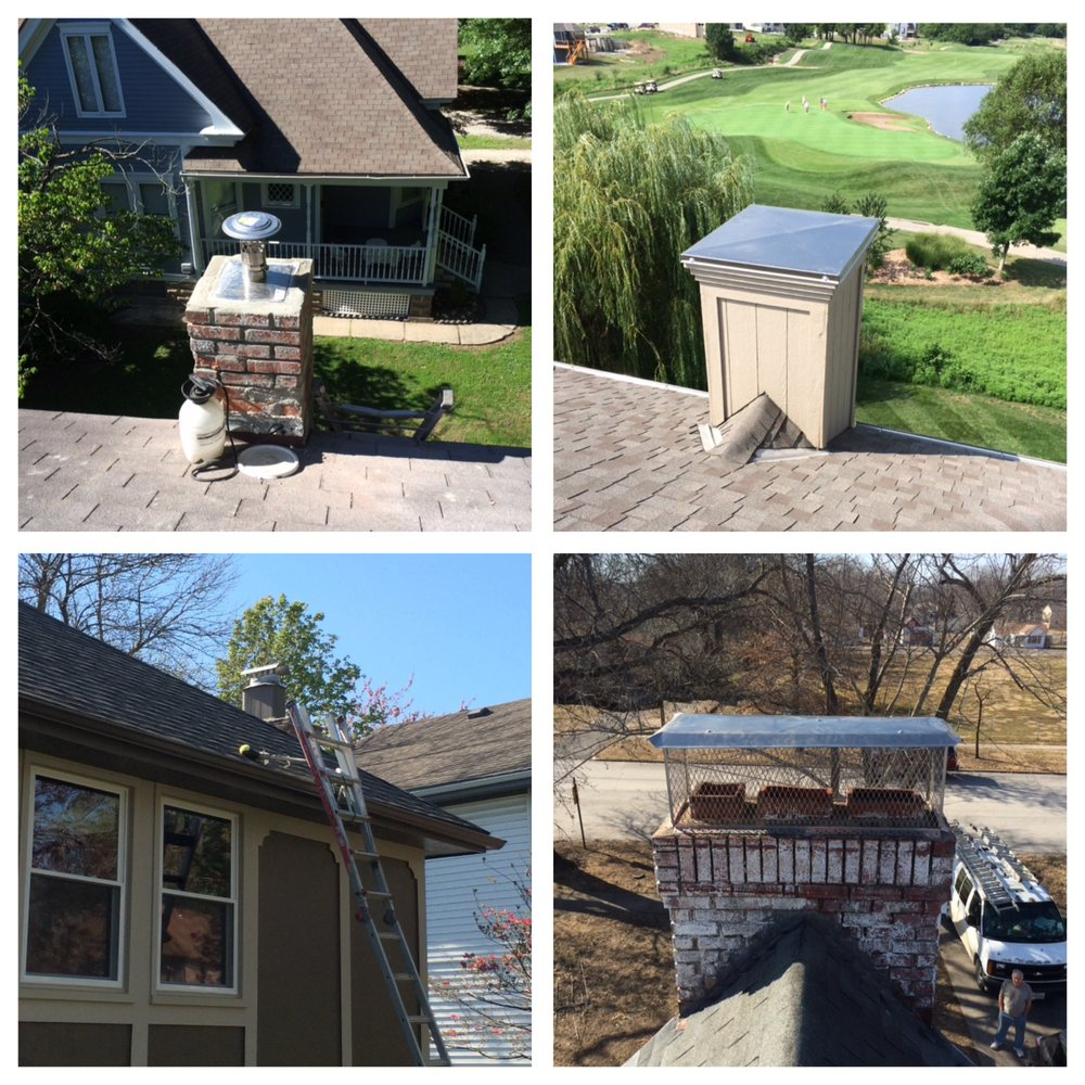Parker's Chimney Service: 610 W Meadow Ln, Butler, MO
