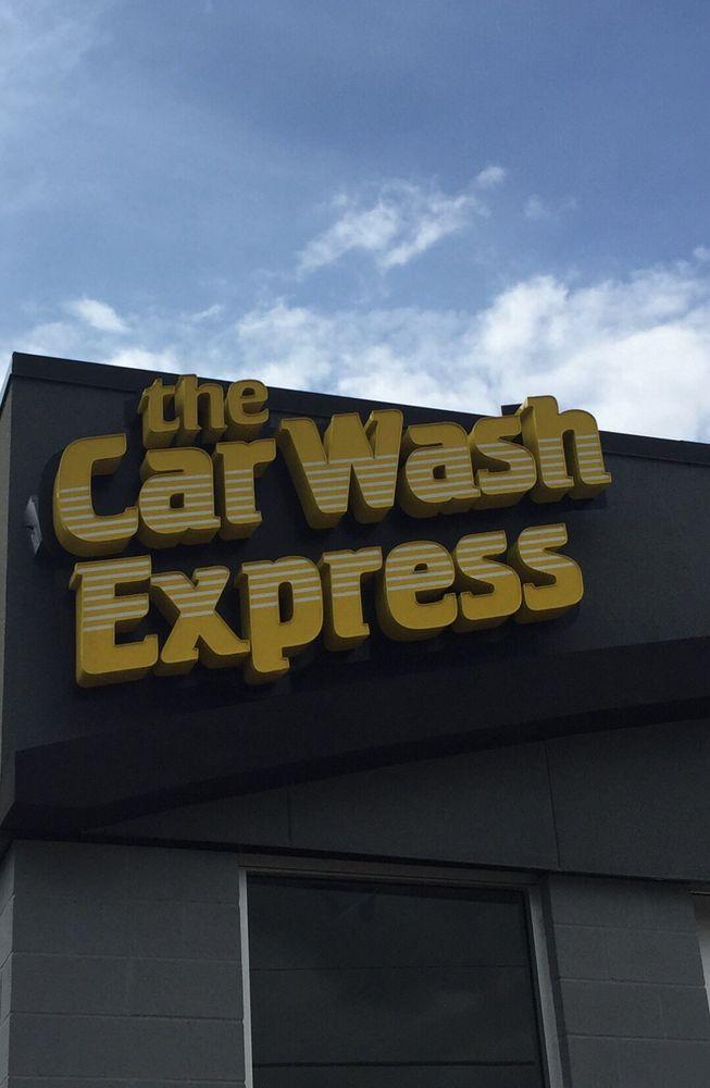 The Car Wash Express: 8231 Fourwinds Dr, San Antonio, TX