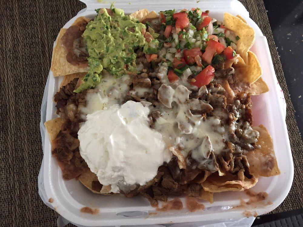 Senor Burrito: 1207 S Glendora Ave, West Covina, CA
