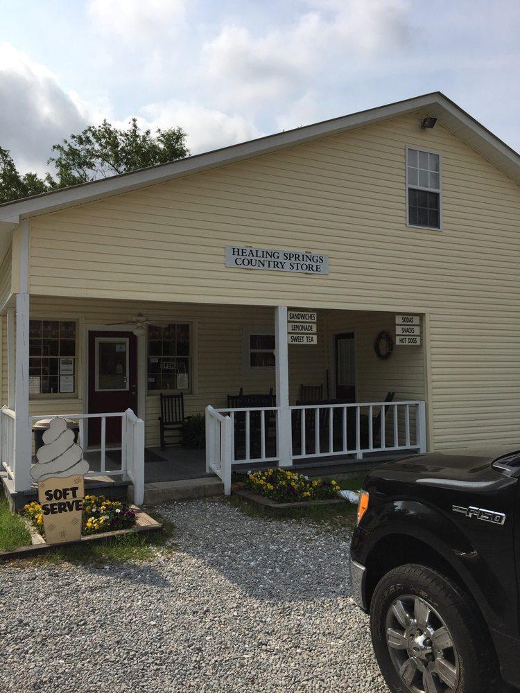 Healing Springs Country Store: 2563 Healing Springs Rd, Blackville, SC