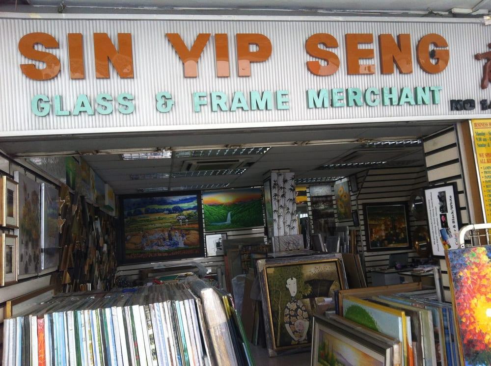 Sin Yip Seng Glass & Frame Merchant