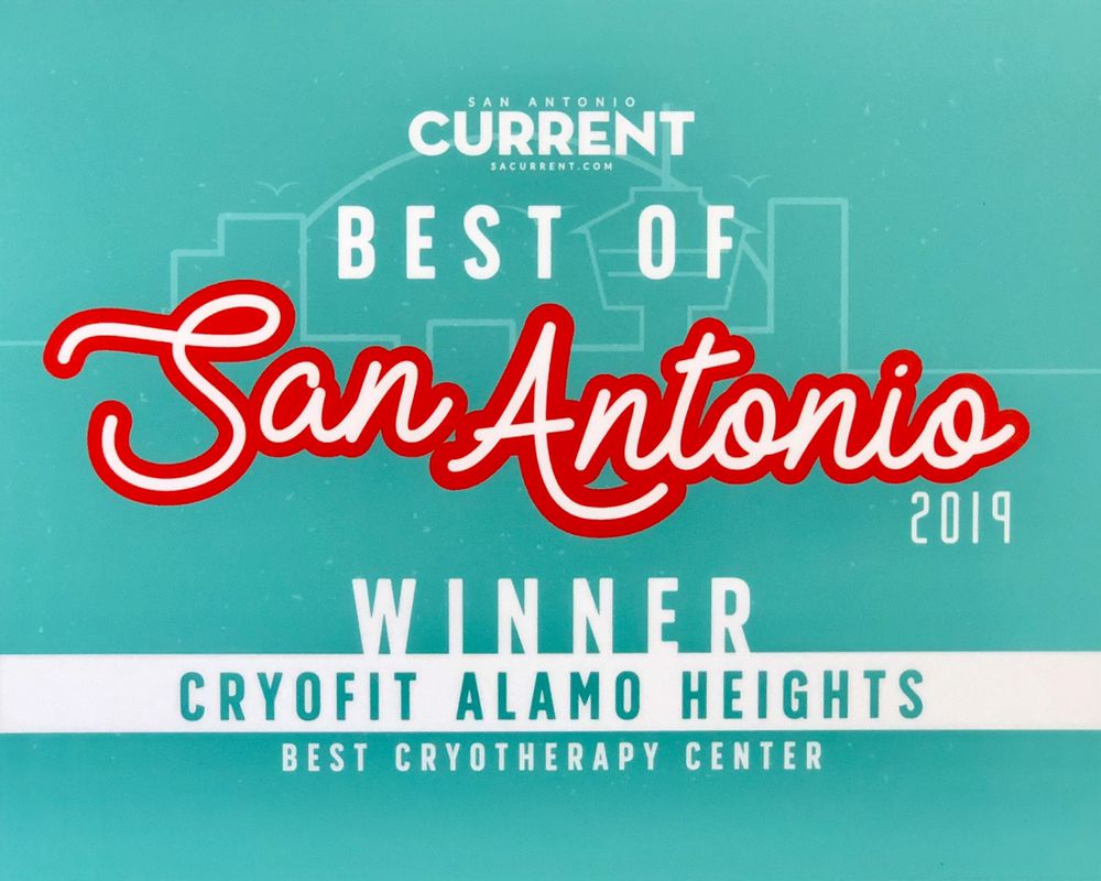 CryoFit Alamo Heights: 6486 N New Braunfels Ave, San Antonio, TX