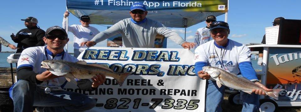 Reel Deal Outdoors: 4632 28th St N, St. Petersburg, FL