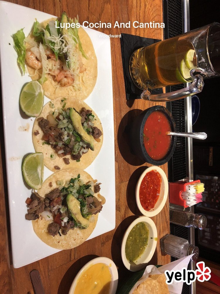 Lupes Cocina And Cantina: 3004 Williams Ave, Woodward, OK