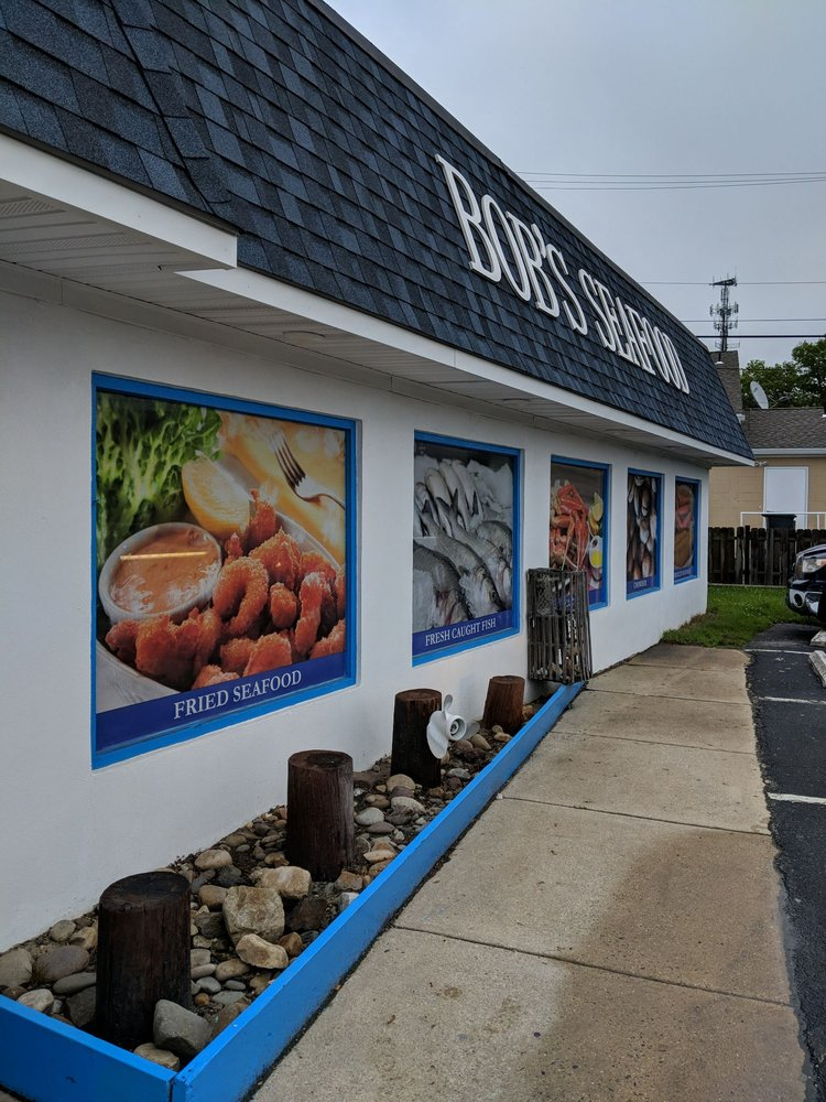 Bob's Seafood Market: 606 Mill Rd, Absecon, NJ