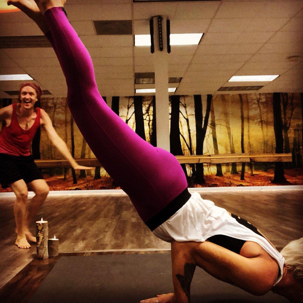 Hartes Yoga