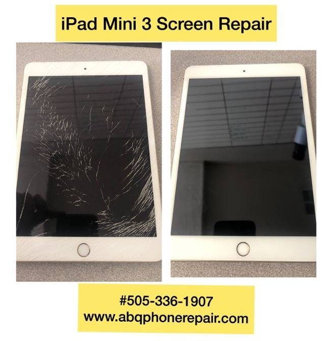 ABQ Phone Repair & Accessories: 7101 Menaul Blvd NE, Albuquerque, NM