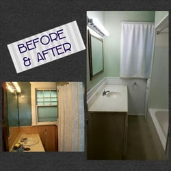 Photo Of Titanu0027s Remodeling   Buffalo, NY, United States. Bathroom Facelift