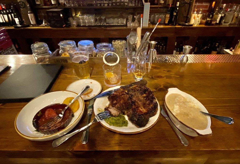 Old World Pub: 900 Front St, Leavenworth, WA