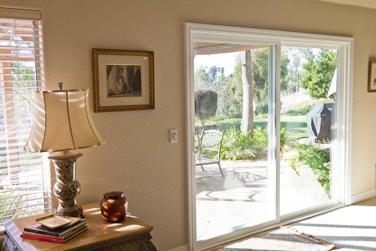 Simonton Sliding Doors >> San Diego Replacement Patio Sliding Door Installation Simonton