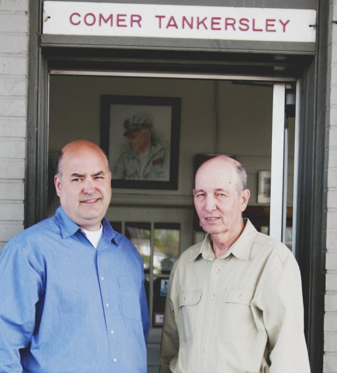 Tankersley's Service Center: 200 Highway 31 NW, Hartselle, AL