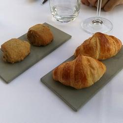 photo of cucina cereda ponte san pietro bergamo italy croissant salati e