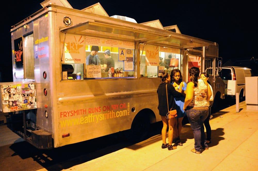 Food Trucks In Chatsworth Ca