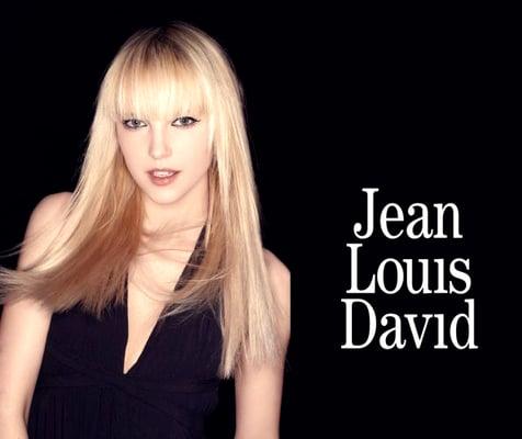photo of jean louis david lyon france - Coloration Gloss Jean Louis David