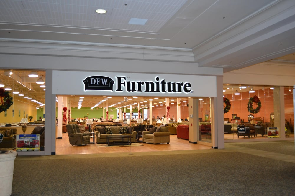 Dfw furniture ferm magasin de meuble 2541 westbelt for Meuble columbus