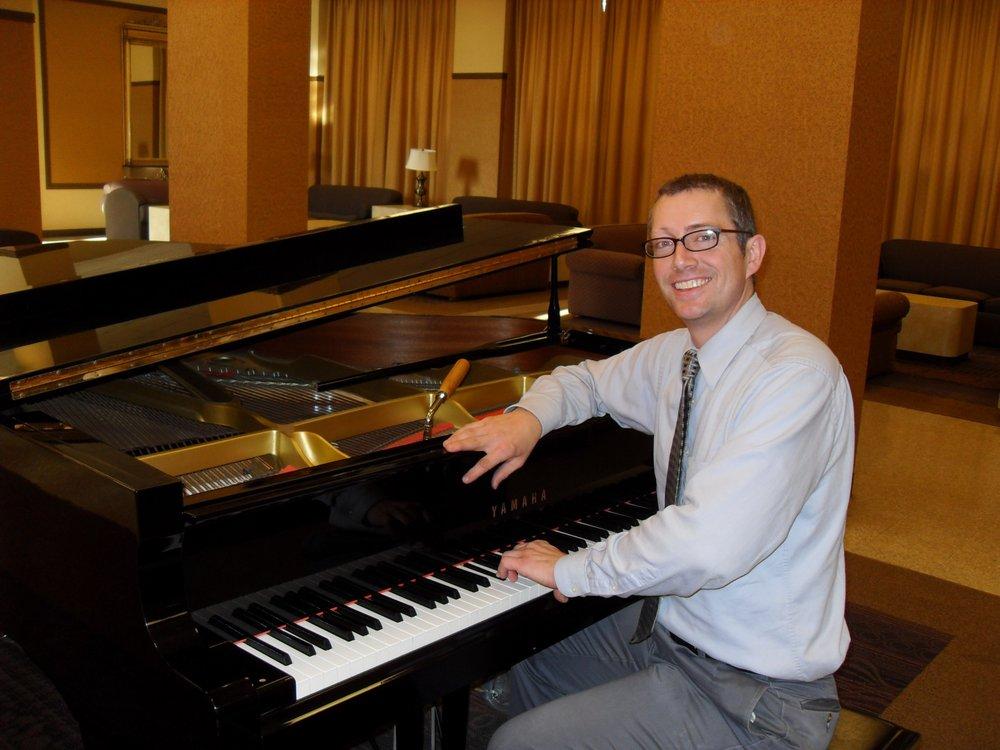 Gannon Rhinehart Piano Service: 369 Montezuma Ave, Santa Fe, NM