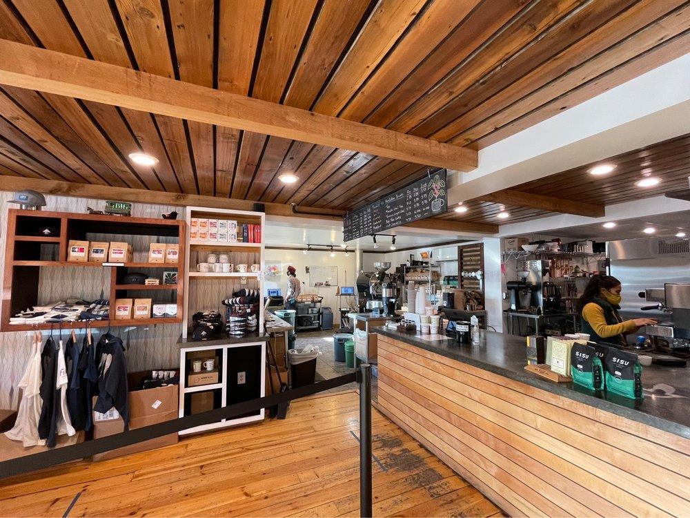 Fika Coffee: 5327 W Hwy 61, Lutsen, MN