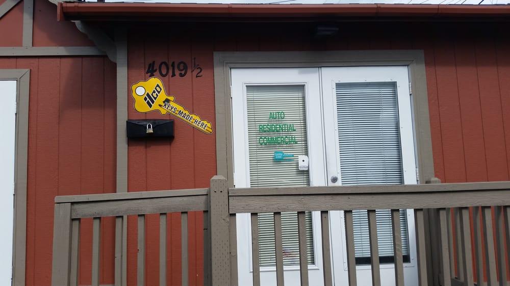 Evergreen Lock & Key: 4019 Colby Ave, Everett, WA