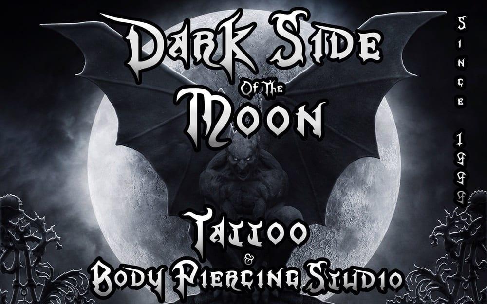 Dark Side of the Moon Tattoo Studio: 2900 Central Blvd, Brownsville, TX
