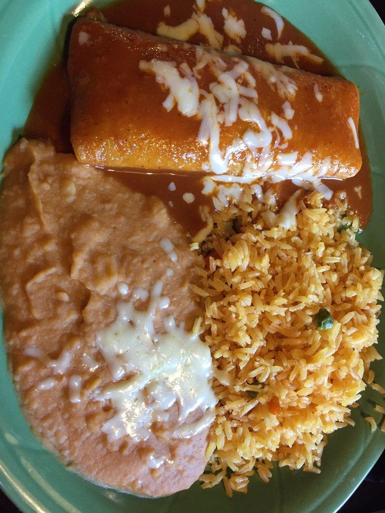 El Potro Mexican Restaurant: 8002 S Nineveh Rd, Nineveh, IN