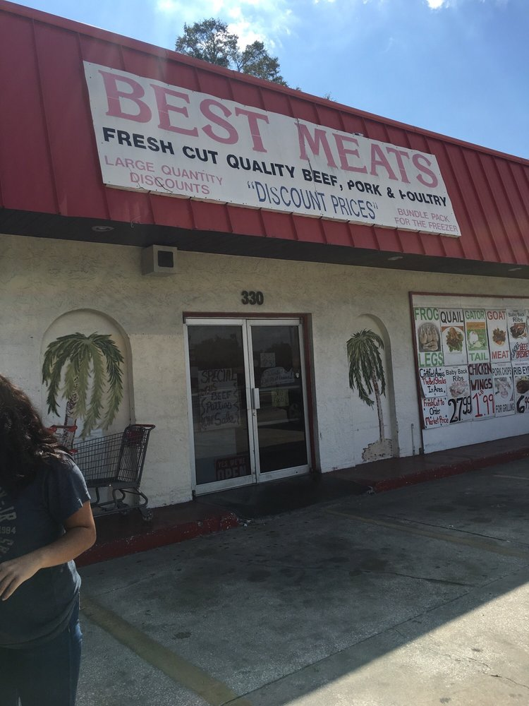 Best Meats: 330 S Main St, Wildwood, FL