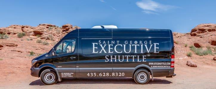 St. George Shuttle: Las Vegas, NV