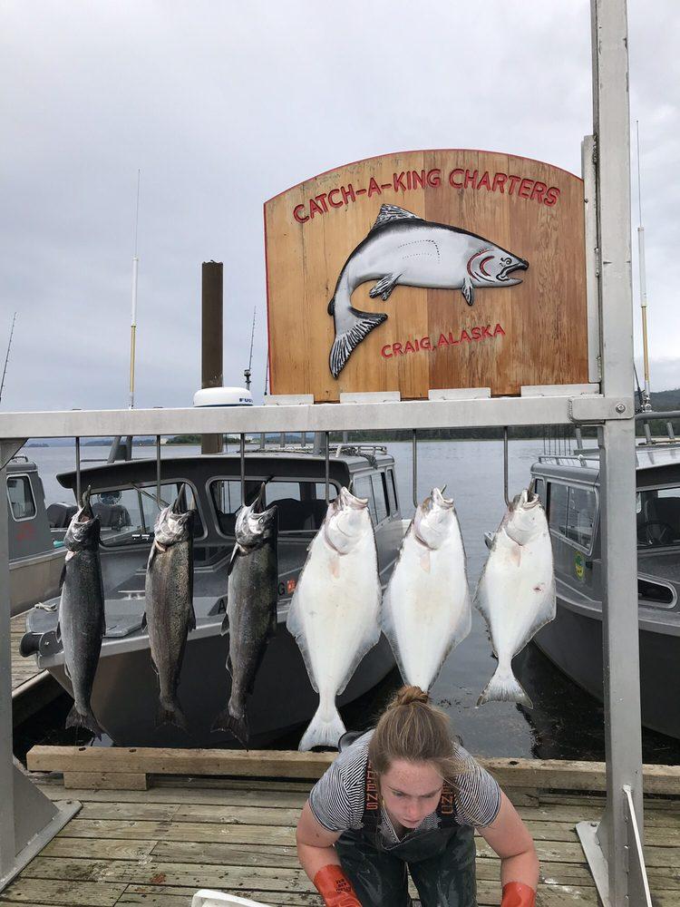 Catch-A-King Charters: Craig, AK
