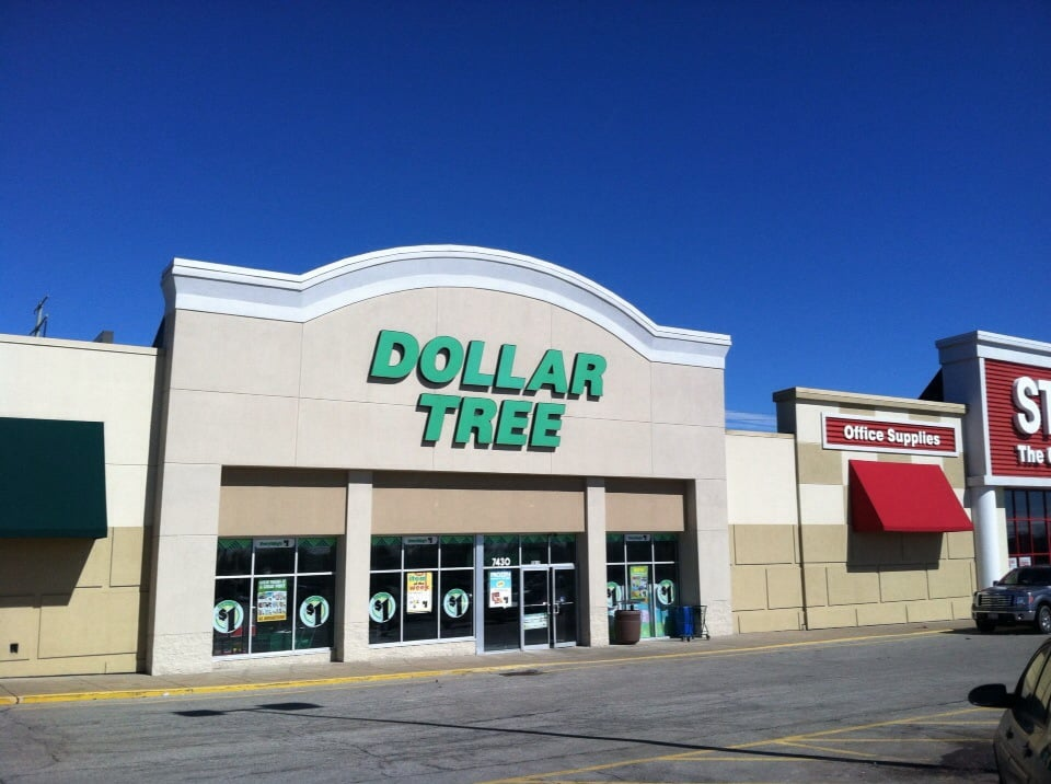 Dollar Tree: 7430 Brookpark Rd, Cleveland, OH